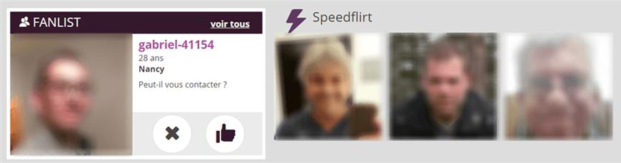 module speed flirt fanlist infideles-com