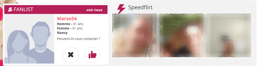 module speedflirt jmc